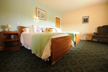 Chambres à deux lits