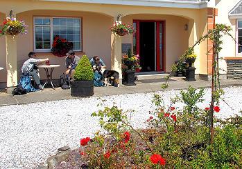 Relax at Coomassigview après une longue marche